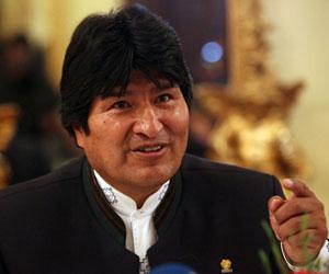 Evo Morales llama a acabar con golpes de Estado