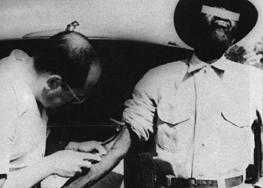 Experimento sífilis en Guatemala realizado por EEUU