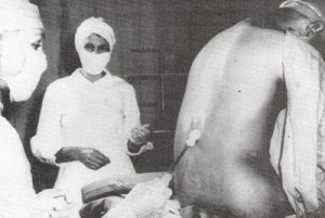 Experimento de la sífilis en Guatemala realizado por EEUU.