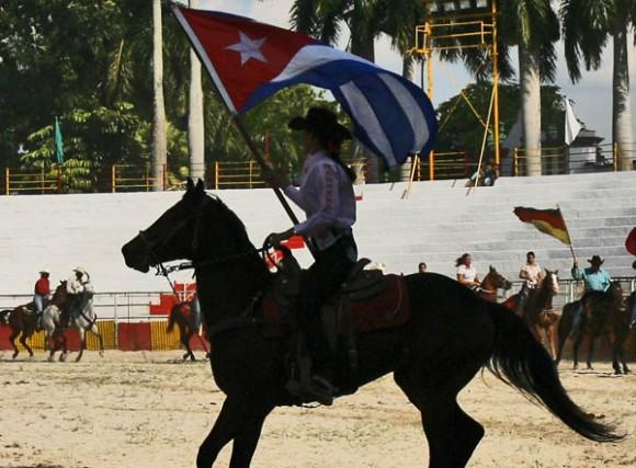 XIV Feria Internacional Agropecuaria Fiagrop 2010. Festival de rodeo