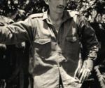 Capitán Orlando Lara, tras la victoria sobre la ofensiva de verano, Fidel le asignó una columna que operó en el Cuarto Frente.