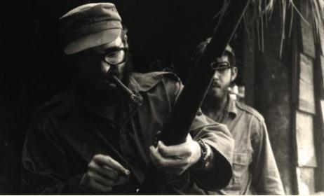 Detrás de Fidel, el combatiente de la Columna 1, Antonio Llibre.