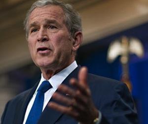 Carta a Bush y a Cheney de un veterano a punto de morir