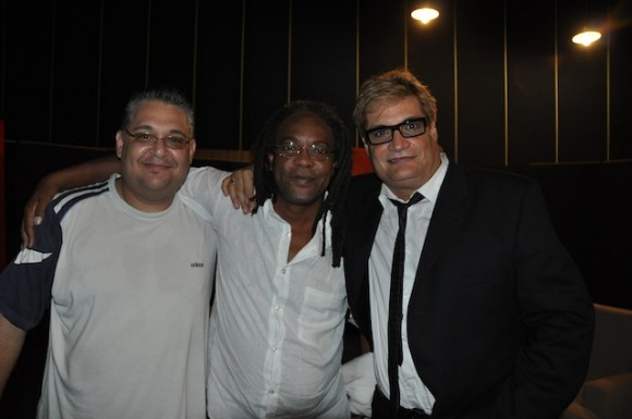 """Gerardo Alfonso en """"Con 2 que se quieran"""". Foto: Petí"""