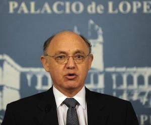 Canciller Héctor Timerman
