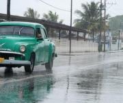 CUBA-AUNQUE SIN EXCESOS PAULA HUMEDECIO A PINAR DEL RIO