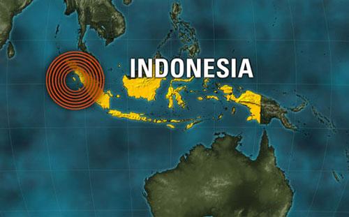 Alerta de Tsunami indonesia