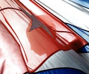 Bandera. Foto: Kaloian