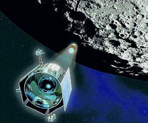 NASA: La sonda del proyecto LCROSS'