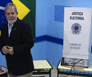 BRAZIL-ELECTION-LULA DA SILVA