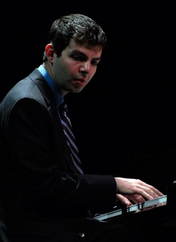 La última presentación de la orquesta norteamericana Jazz Lincoln Center de Nueva York y Wynton Marsalis, en el Teatro Mella de la Capital Cubana. Foto: Roberto Suárez