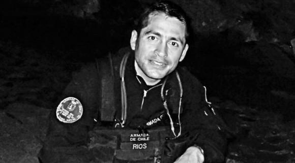 """Roberto Ríos escribió el último mensaje: """"Misión cumplida"""""""