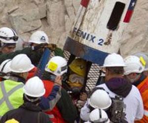 Mario Gómez, El noveno minero rescatado