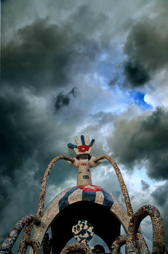 Olimpo de los Cinco (Foto Roberto Chile)