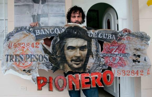 Pionero. Foto: Roberto Chile