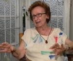 Ruth de la Torriente Brau. Foto: Juventud Rebelde