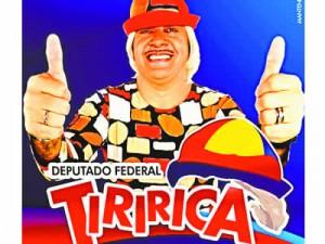 Romario, Bebeto y un payaso resultan elegidos en Brasil