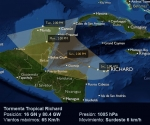 Tormenta Tropical Richard