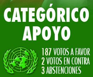 Cuba obtiene victoria en la votación de la ONU  contra el Bloqueo de los EEUU