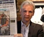 Julien Assange, vocero de Wikileaks