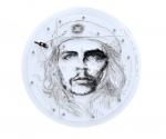 William Pérez, de la serie El hombre es la medida de sus sueños. Acrílico rayado y madera, 2010