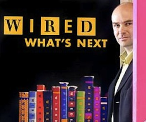 Chris Anderson, editor de Wired. Foto: Katy Raddatz--The Chronicle