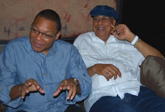 Marsalis y Chucho Valdés en La Habana. Foto: La Jiribilla