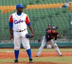 Béisbol: Cuba se redime ante Holanda en el Torneo de Rotterdam