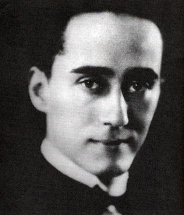 El joven Alejandro García Caturla