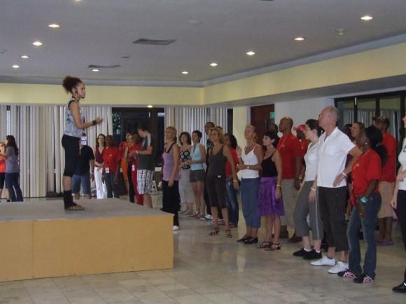 Baila en Cuba, Edición de 2009, Foto archivo