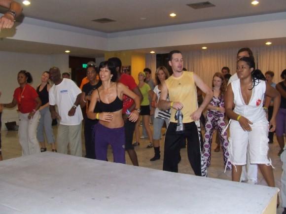 Baila en Cuba. Edición de 2009. Foto archivo