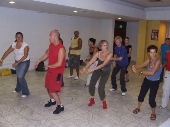 Baila en Cuba. Edición 2009. Foto archivo
