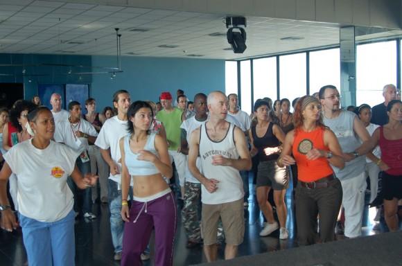 Baila en Cuba. Edición 2007.Foto archivo