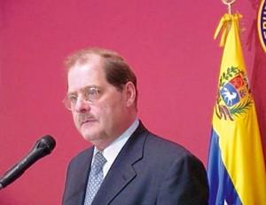 Bernardo Álvarez, Embajador venezolano en Washington