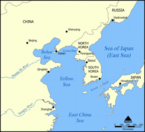 china-mar-amarillo