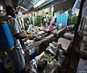 Choques con cascos azules dejan un muerto y varios heridos en Haití