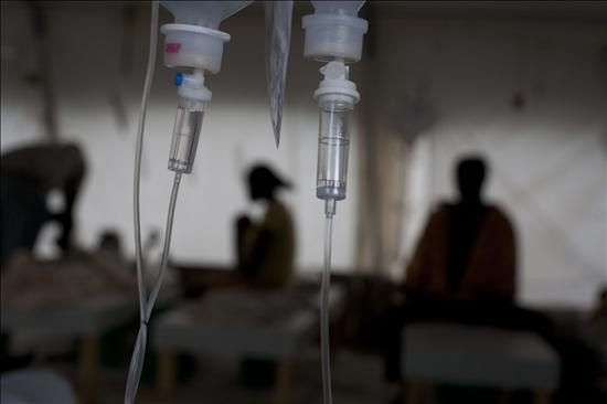 Sube a 1.415 el número de muertos por la epidemia de cólera en Haití