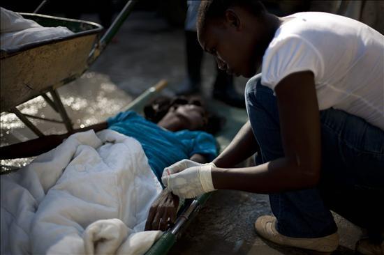 El cólera llega a República Dominicana.