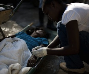 Autoridades sanitarias confirman 48 muertes por cólera en República Dominicana