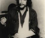 El Che en Cabaiguán, el 22 de diciembre de 1958, después de fracturar- se el brazo izquierdo durante el ataque a ese poblado.