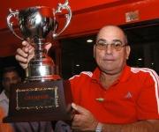 En Cuba equipo campeón de la Copa Intercontinental de Béisbol. Foto: Sergio ABEL REYES