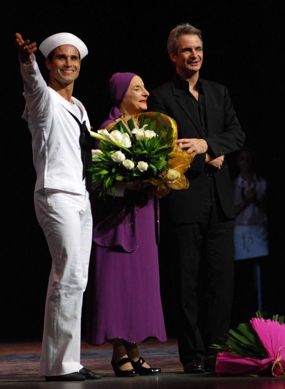 Majestuosa actuación del American Ballet Theater