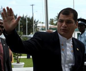 Presidentes de UNASUR se unen contra intentos de Golpe de Estado en la región