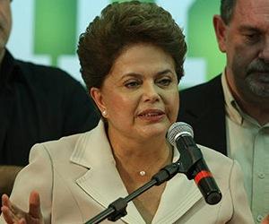 Comunidad internacional destaca que una mujer llegue a Presidencia de Brasil