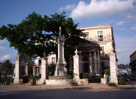 El Templete, de La Habana