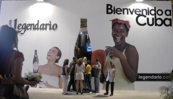 Inaugurada la XXVIII Feria Internacional de La Habana (FIHAV 2010), en el recinto ferial de EXPOCUBA, de La Habana, el 01 de noviembre de 2010.  AIN FOTO/Omara GARCIA MEDEROS