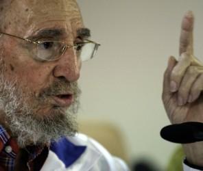 Fidel dialogó con presidente de Timor Leste