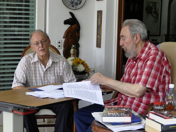 Conversations with Fidel Castro: The Dangers of Nuclear War