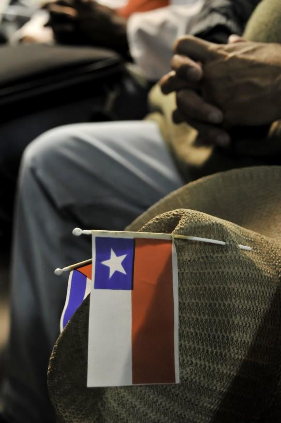 La Bridada Henry Reeve en Chile estuvo integrada por  78 colaboradores en todo el tiempo de estancia. Foto: Roberto Chile