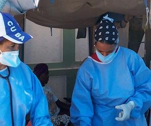 ¿Por qué el cólera es menos letal en Haití con los médicos cubanos?